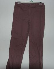 Ann Taylor Loft Purple Pants sz 4 EUC