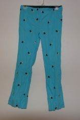 Womens TOMMY HILFIGER Pineapple Cropped Pants 2 Cruise