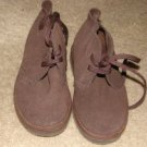 Infant/Toddler Boys sz 10 Gymboree Brown Suede Boots