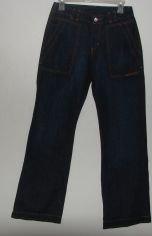 NWOT Womens Lucky Brand New Vintage Dark Denim Jeans sz 4/27