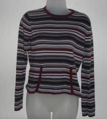 Womens/Juniors American Eagle Outfitters Striped Shirt sz Medium
