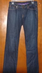 Womens Lucky Brand Jeans Classic Rider Jeans sz 4/27