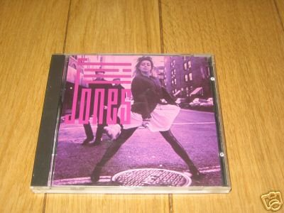 Rare Mint Jill Jones 1987 CD