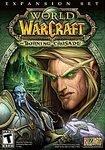 World of Warcraft WoW Burning Crusade Expansion CD Key