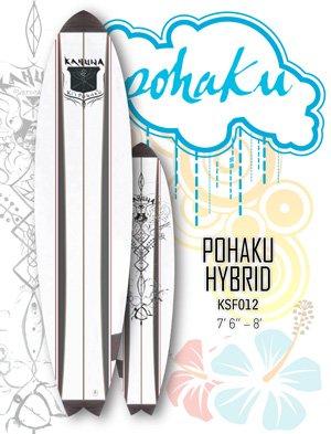 Surfboard - Pohaku Hybrid KSF012