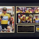 Lance Armstrong Custom Framed Collage