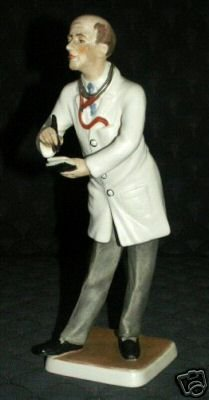 RARE~HUMMEL/GOEBEL~SURGEON/DOCTOR FIGURINE~PERFECT