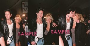 Pamela Anderson & Tommy Lee March 1995