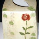 Waverly Rose Tissue Box Cover Popular Bath
