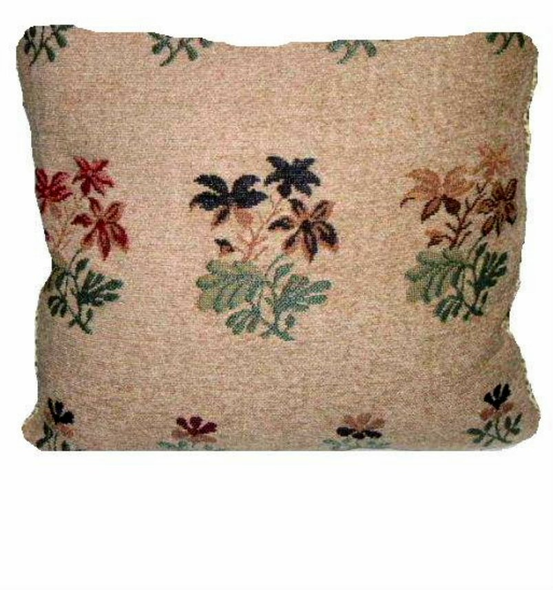 Martha Stewart Floral Tapestry Pillow