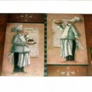 Fat French Bistro Chefs Comfort Mat Kitchen Rug
