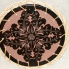 Medallion Ceramic Tile Trivet