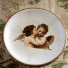 Kissing Angels Ceramic Soap Dish