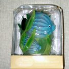 Tropical Fish Nautical Night Light Beach Bath Decor
