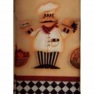 Fat Chef Kitchen Curtains Tiers Swag Window Set