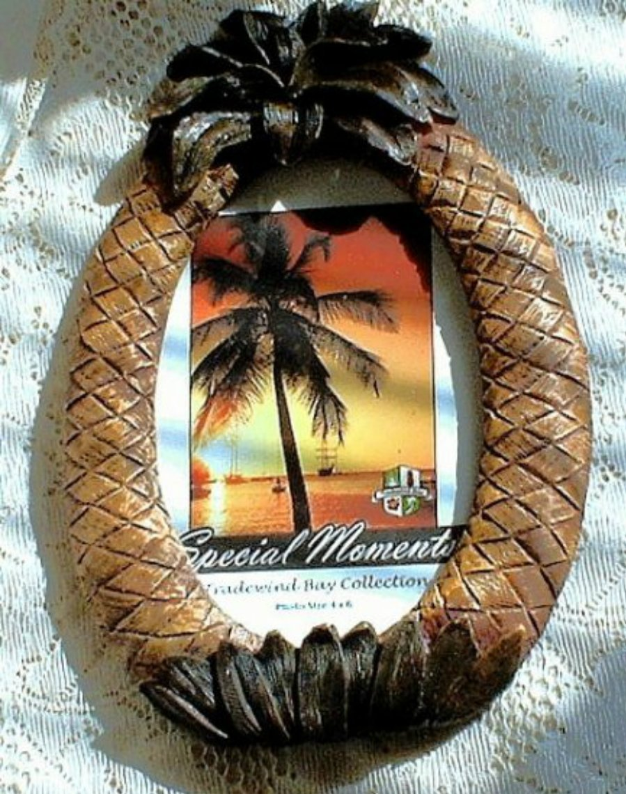 Tropical Photo Frame