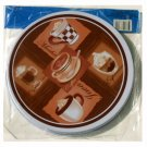 Coffee Cups Stove Burner Covers