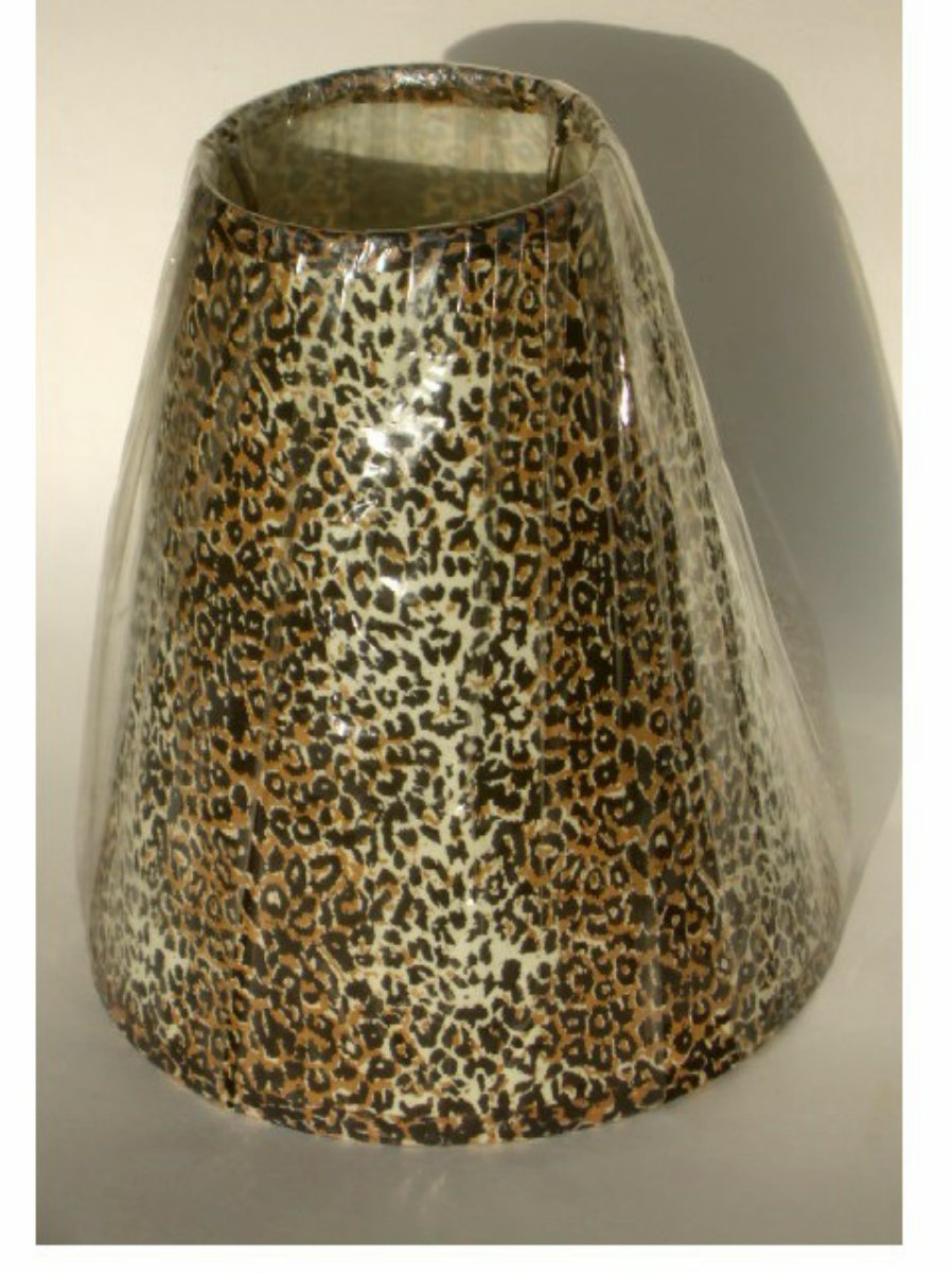 Animal Print Lamp Shade