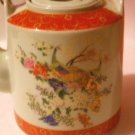 Oriental Teapot Satsuma Asian Decor