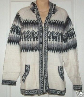 Alpaca Sweater - SW049