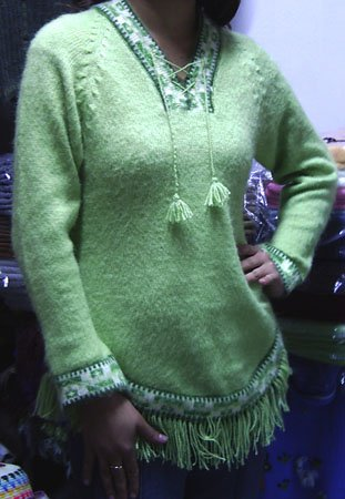 Alpaca Sweater - SW054