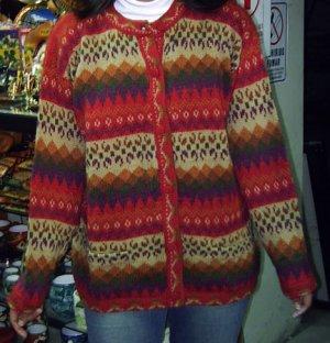Alpaca Sweater - SW056