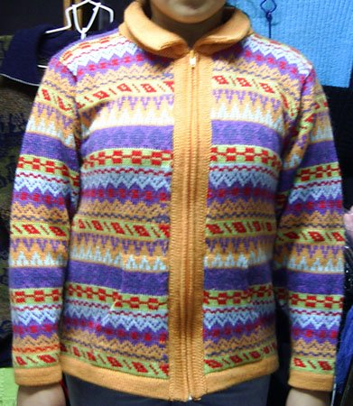 Alpaca Sweater - SW059