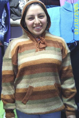 Alpaca Sweater - SW061