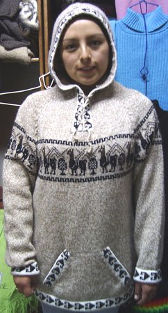 Alpaca Sweater - SW062