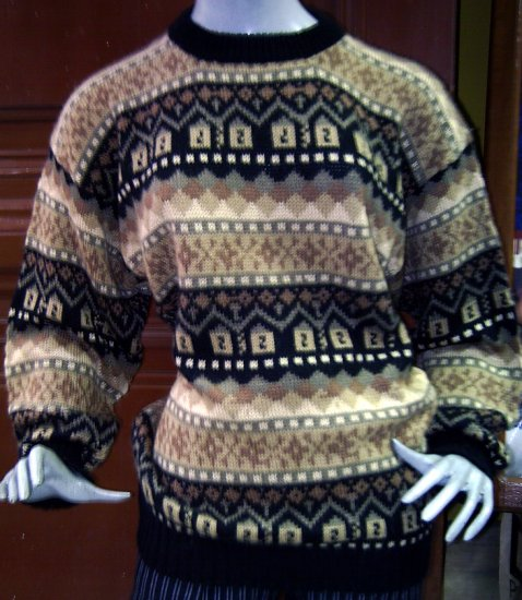 Alpaca Sweater - SW066
