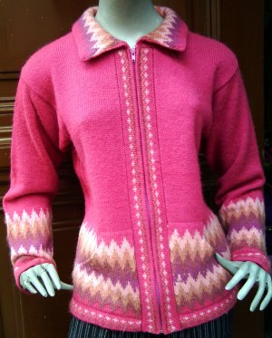 Alpaca Sweater - SW073