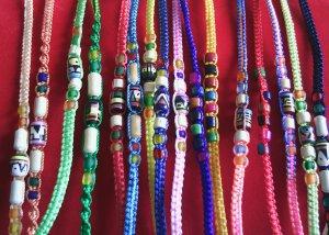 Lot of 150 Friendship Bracelets