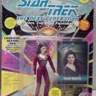 Deanna Troi Star Trek TNG Action Figure Playmates