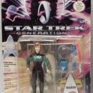 Deanna Troi Star Trek Generations Action Figure by Playmates