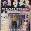 LaForge Star Trek Generations Action Figure Playmates
