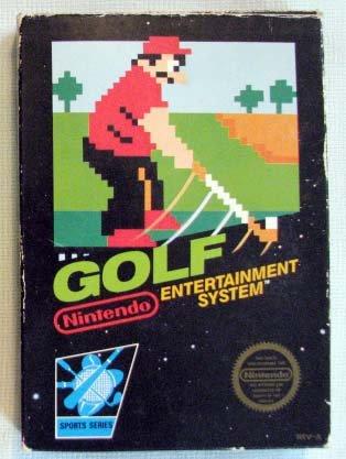 NES GOLF Nintendo Video Games MIB