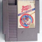 NES BASES LOADED II Nintendo Video Games