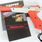 NES ORANGE ZAPPER + GOTCHA Nintendo Video Games