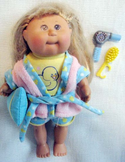 "Cabbage Patch Kids 7"" Doll & Accessories CPK"