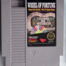NES WHEEL OF FORTUNE Nintendo Video Games