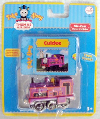 Thomas The Tank CULDEE Take Along Train MIP