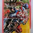 Vintage Exxon LUCKY BALLS Flipper Pinball Game Dexterity Puzzle