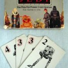 Star Wars Return Of The Jedi PLAY FOR POWER Card Game
