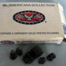 The Americana Collection LIBERTY FALLS Pewter Miniatures