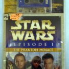 Star Wars THE PHANTOM MENACE Read Along Book & Cassette MIP