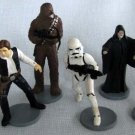 Star Wars Luke & More Applause PVC Figures