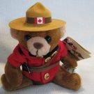 Wild Wonders RCMP BEAR in Uniform