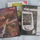 Pocket PC Bundle - THE MARK + CHOPPER ALLEY + MAPS Video Games & Software