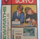 Vintage NEW-MATHS APPARATUS PUPILS KIT Houghton Mifflin