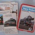 Super-Technik DAMPFLOKS Card Set German Spitzentrumpf